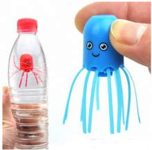 New 2016 Cute Smile Children Kid Magical Science Educational Jellyfish Float Pet Toy Gift