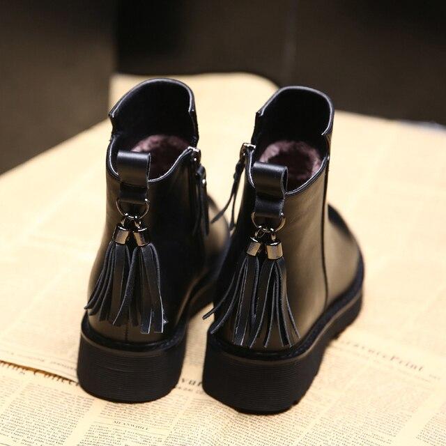 2018 ใหม่แฟชั่นผู้หญิงรองเท้าฤดูใบไม้ผลิฤดูใบไม้ร่วง Vintage Fringe รองเท้าผู้หญิงกลางแจ้ง Rain Boot สุภาพสตรีรองเท้าส้นสูงรองเท้า