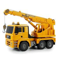 Engineering Crawler Excavator Truck Toys Radio Control Car Heavy Industry Construction Crane Engineer Vehicle RC Toy