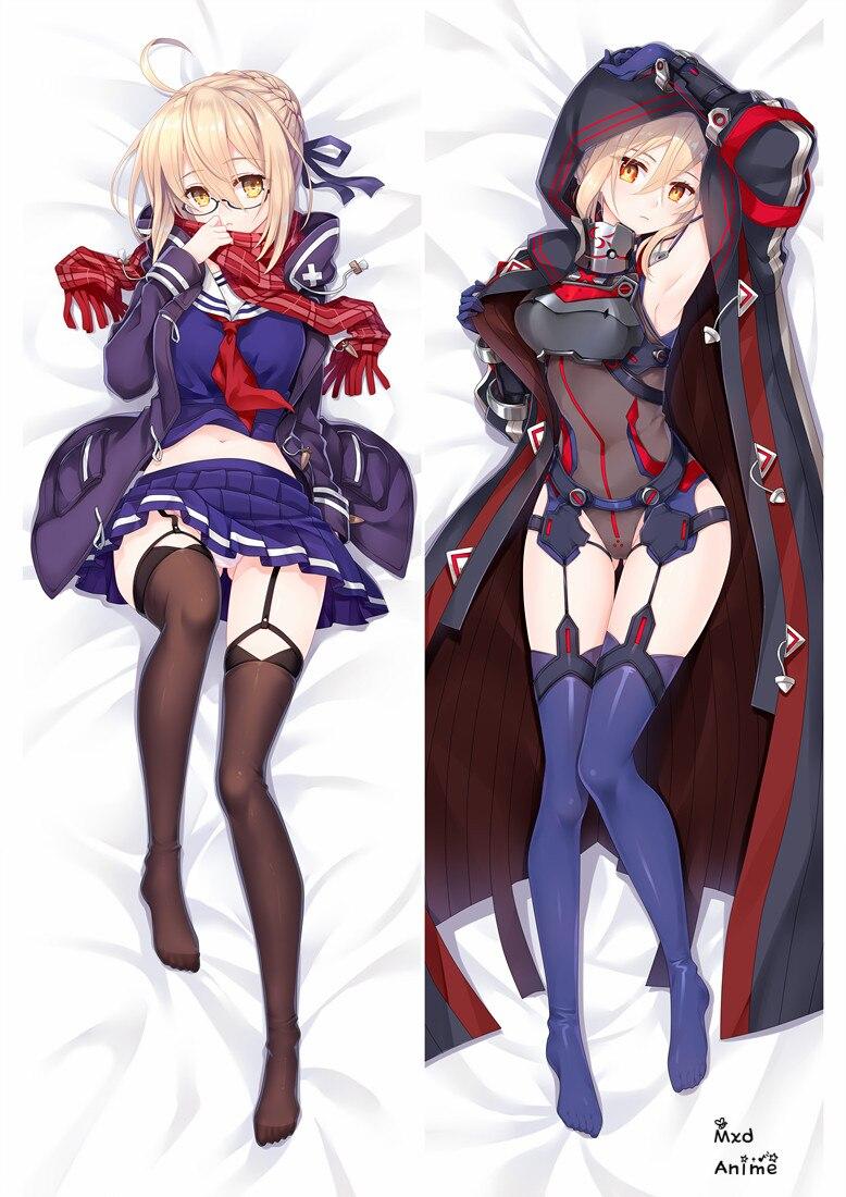 Anime Dakimakura Fate Grand Order Ishtar throw Pillow Case sofa Cushion Cover