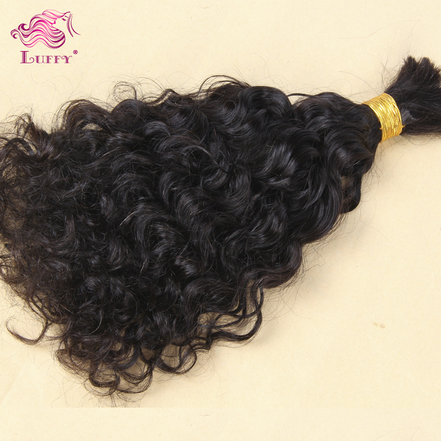 Wholesale 100 Unprocessed Human Hair Bulk Virgin Brazilian Bulk