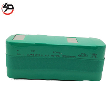 Laipuduo NI-MH 14.4V 3500mAh vacuum Cleaner Battery High quality Battefor EJE X1 X2 X3L KK-1 KK-2 KK-3 free shipping