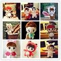 Корея Корейский idol star Плюшевые игрушки Лухан exo пользователей Bianbo Сиань чжан Исин Ву Shixun кукла для мальчика девушка подарки бесплатная доставка