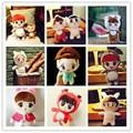 Korea Korean  idol star exo members Plush toy  Luhan Bianbo Xian Zhang Yixing Wu Shixun doll for boy girl gifts free shipping