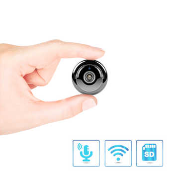 Wireless Mini WiFi Camera 960P HD IR Night Vision Home Security IP Camera CCTV Motion Detection Baby Monitor Cam - DISCOUNT ITEM  42% OFF All Category