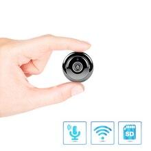 Беспроводная мини Wi-Fi камера 960 P HD IR ночного видения Домашняя безопасность ip-камера видеонаблюдения Обнаружение движения Детский Монитор Cam Yoosee View