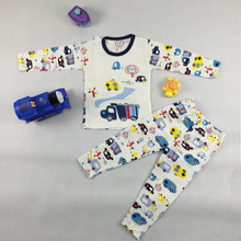 Пижамы и Халаты Boys Cartoon Pijamas