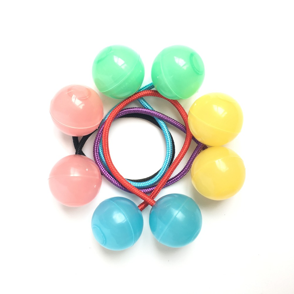NEW Fluorescent Finger Balls Fidget YOYO Toys Bundle Control Roll Glow Dark Stress Anxiety Relief Toys