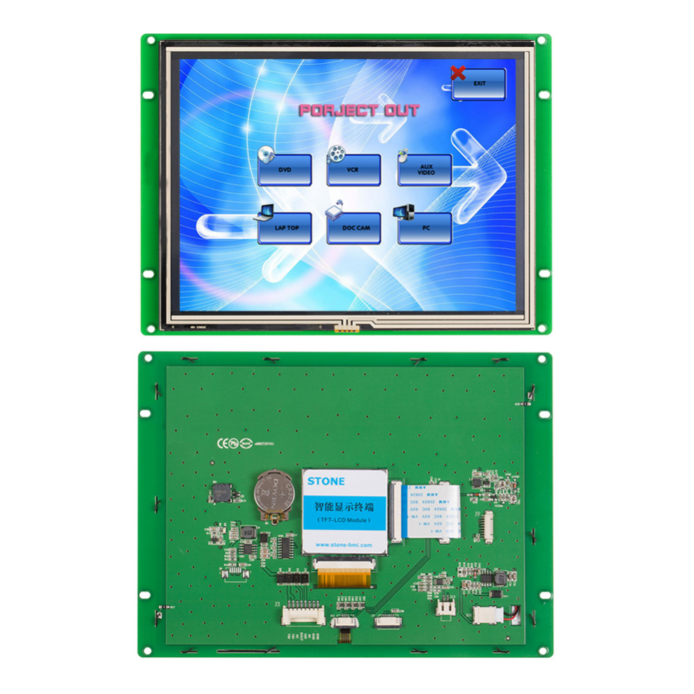 8.0 Inch TFT LCD Module With Controller Board