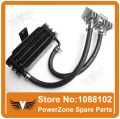 Dirt  Bike Motorcycle Oil Cooler Radiator  Fit To 50cc 70cc 90cc 110cc Horizontal Engine Free Shipping