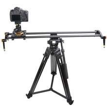 Professional Famous 60cm travel portable best carbon fiber  camera slider design video dolly track jib 60cm slr rail diy dslr