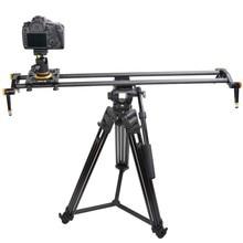 Professional Famous 60cm travel portable best carbon fiber  camera slider design video dolly track jib 60cm slr rail diy dslr