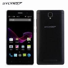 """Pas cher smartphones Bylynd M3 celular android MTK quad core 1G ram 5.0 """"HD 1280×720 WCDMA débloqué mobile téléphones en stock"""