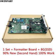 FORMATTER PCA ASSY Formatter Board logic Main Board MainBoard mother board for HP5525 5525DN 5525N CP5525M CP5525DN CP5520DN