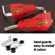 цена на Handguards Hand Guards For KTM CRF YZF KXF RMZ KLX EXC Motorcycle Motocross Pit Dirt Bike Off road Enduro KAYO ATV Quad Racing