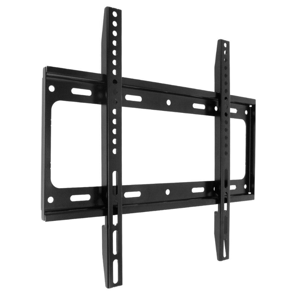 Universal Black TV Wall Mount Bracket LCD LED Frame Holder ...