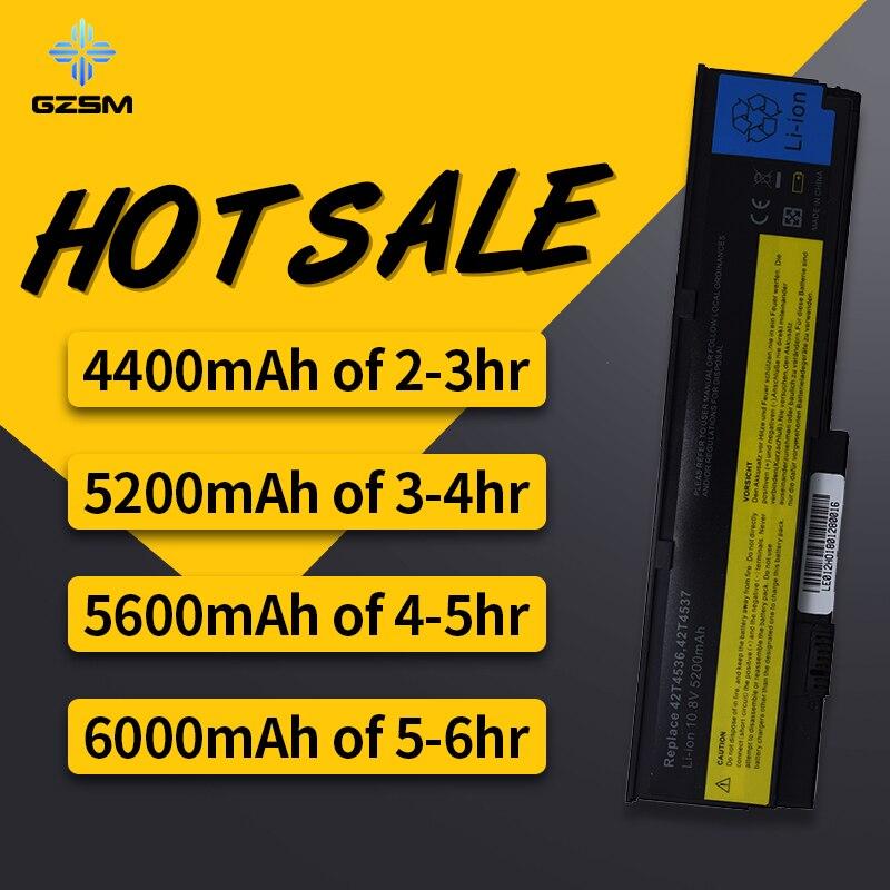 HSW Battery For LENOVO ThinkPad X200 X200S X201 X201i X201S 42T4834 42T4835 43R9254 42T4537 42T4541 42T4536 42T4538 Bateria Akku