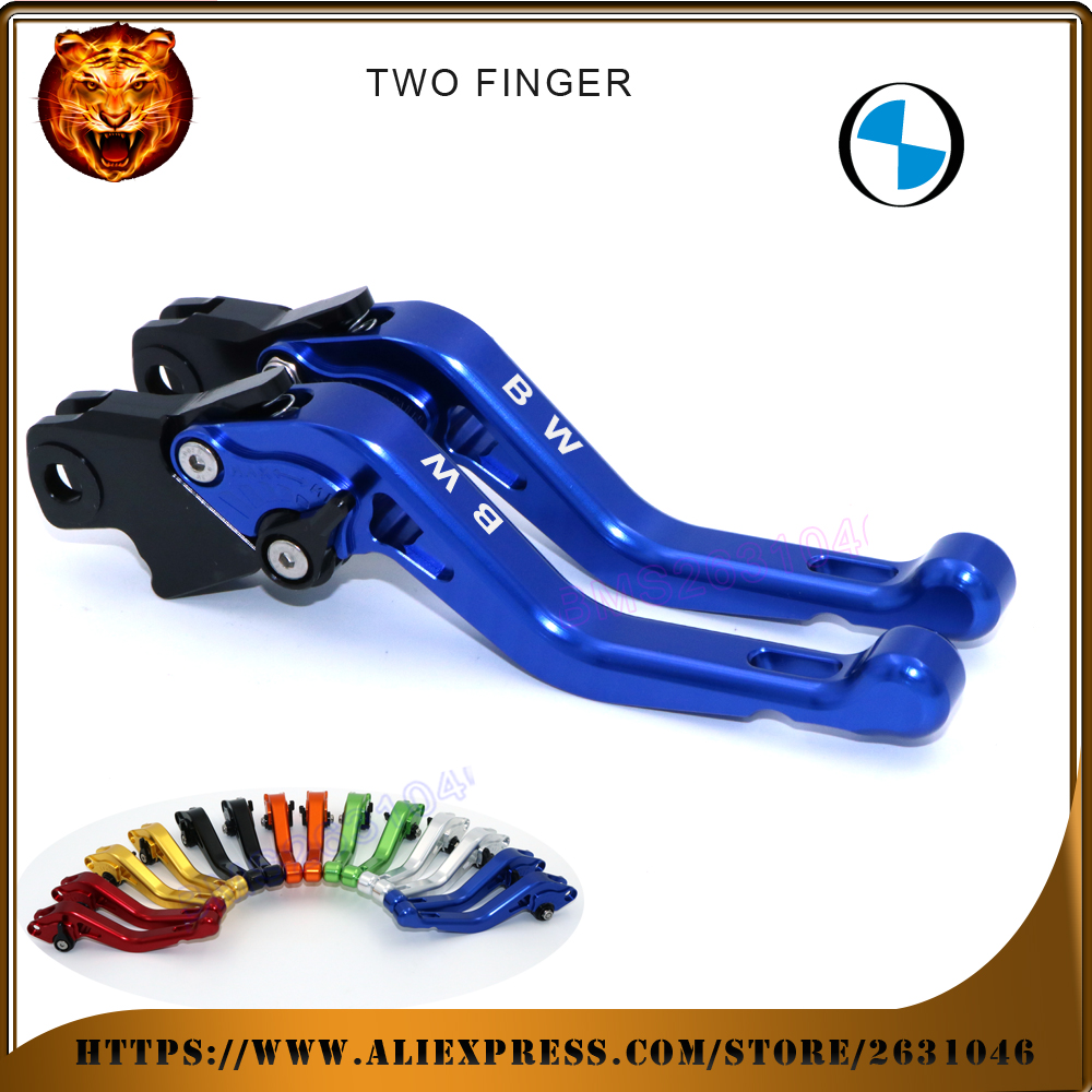For BMW K1300 S/R/GT  K1200R SPORT K1200S R1200R R1200S ST R1200GS ADVENTURE Motorcycle Adjustable Short Brake Clutch Levers adjustable folding extendable brake clutch levers for bmw k1300 s r gt k1600 gt gtl k1200r sport r1200gs adventure 8 colors