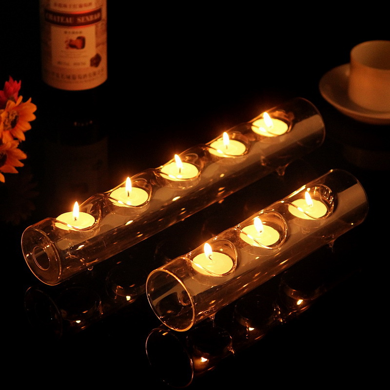 3 Holes Conjoined Tealight Candle Holder Home Dinner Wedding Decor X 1 In Holders From Garden On Aliexpress Alibaba Group