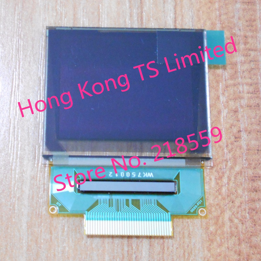 1.45 inch Full color OLED display 35pin 160*128 Full Color OLED display  IC : SEPS5225 UG 6028GDEAF01-in Replacement Parts & Accessories from Consumer Electronics