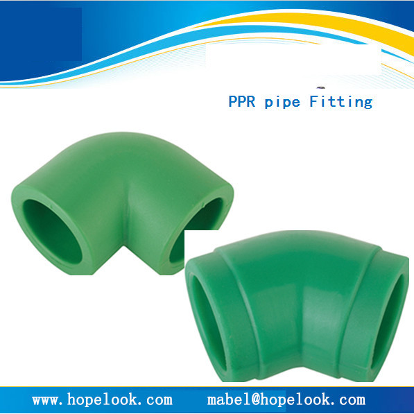 Mm size degree ppr equal diameter elbow