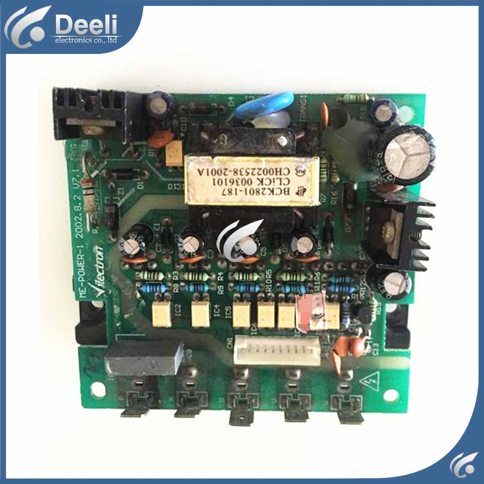 air conditioning frequency conversion module ME-POWER-1 ME-POWER-20A used board good working 7 units ipm frequency conversion velocity modulation module mubw25 12a7 25a1200v