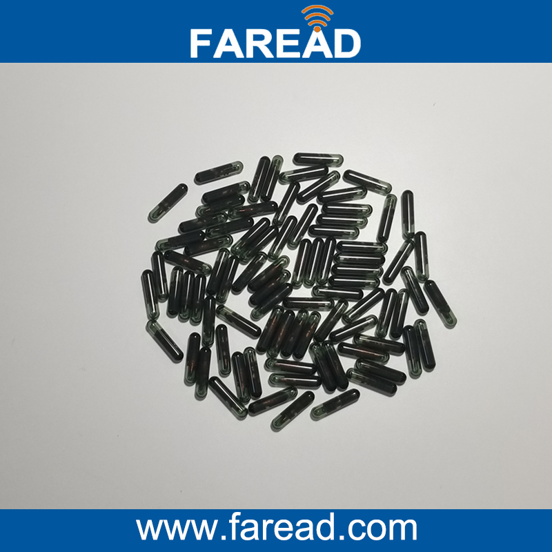 Titan 3*13mm 125KHZ RFID glass transponder for Identification сувенир эстет плакетка вымпел 13 125 gal13 125