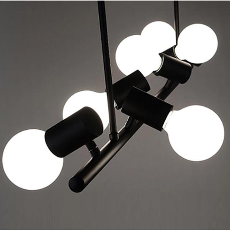Modern Design Birds on Tree Trunk Pendant Lamp Personality Droplight Lighting 6 Lights Free Shipping crystal lamp funnel art light droplight pendant lustre luxury modern design lighting free shipping pl5