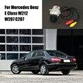 Thehotcakes Парковка/Камера Заднего Вида Для Mercedes Benz E Class W212 W207 C207/Камера Заднего Вида/Номерной знак Лампа OEM