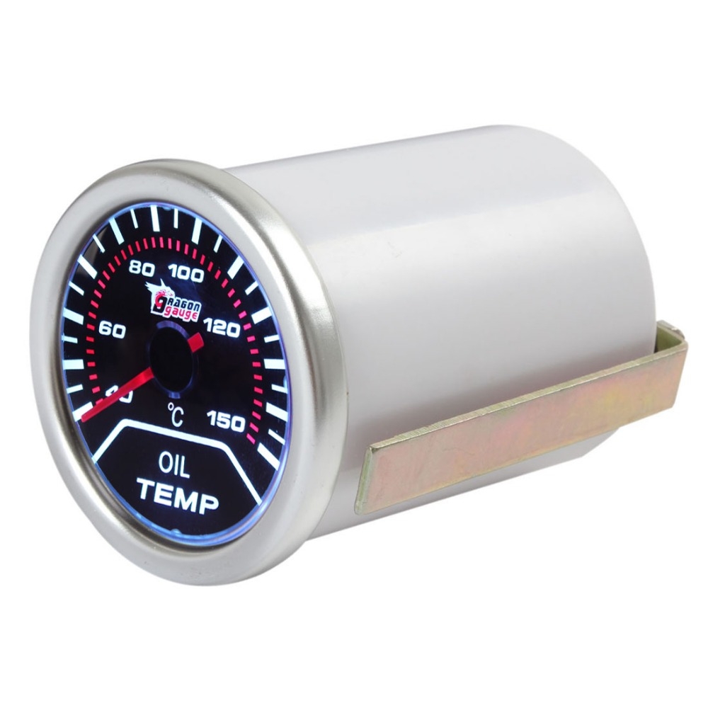 2 52mm 40 150 Degrees Celsius Car Motor Indicator Oil