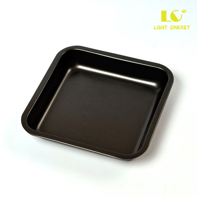 8 Pollice antiaderente Tortiera Quadrata Toast Pagnotta Stampo FAI ...