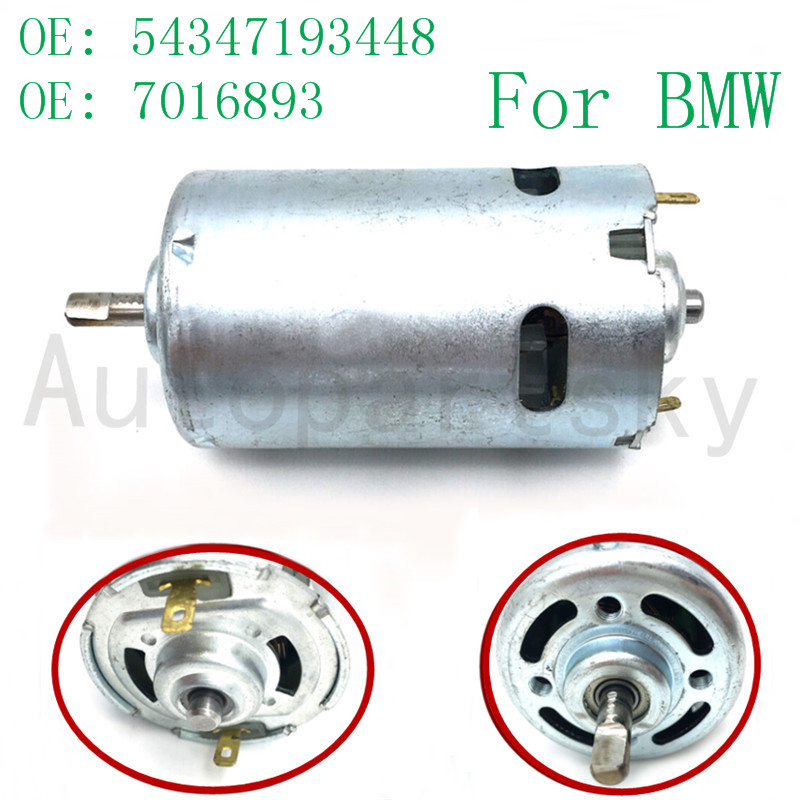 Free Shipping For BMW E85 Z4 Unit 2002 2008 Repair Kit NEW Pump Motor OE 54347193448