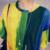 2017 Nova Chegada do Verão Das Mulheres T-Shirt O-pescoço Manga Curta Moda Colorida Imprimir T-shirt Longo Solto Casual Tops Camiseta Femme