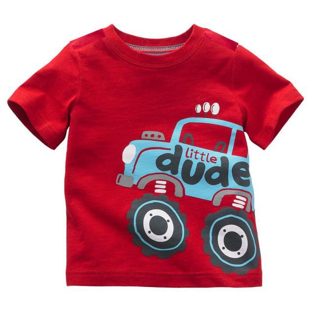 V-TREE-Childrens-T-shirt-Cartoon-boys-t-shirt-Baby-Summer-shirt-Tees-for-girls-Designer-Cotton-Baby-Clothing-4