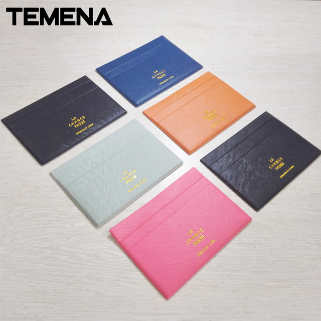 Simple id holder sets card package card case business name card simple id holder sets card package card case business name card holder bag wallets bank card colourmoves