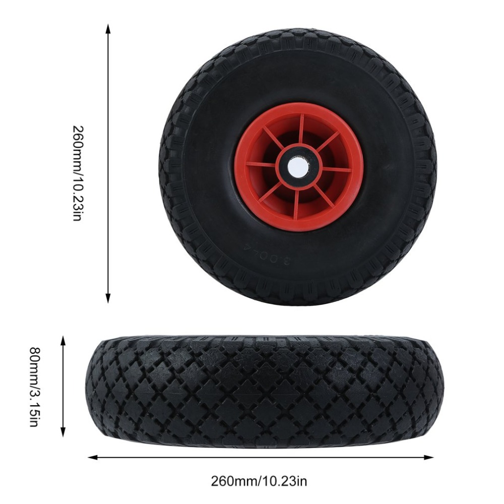 10 Inch Professional Wear-Resistant PU Wheels for Carts Trailers Puncture Proof Solid Wheelbarrow Trolley Tyre Wheels 10 inch professional wear resistant pu wheels for carts trailers puncture proof solid wheelbarrow trolley tyre wheels