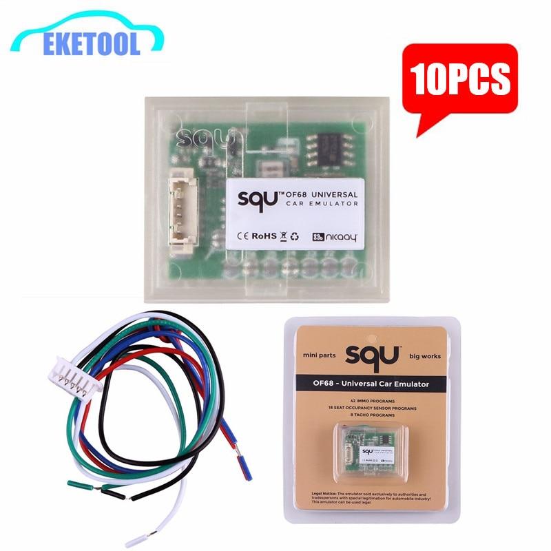 SQU OF68 Emulator Wholesale MINI Parts Car Universal For Multi-Brand Cars Powerful Function Big Works Programs