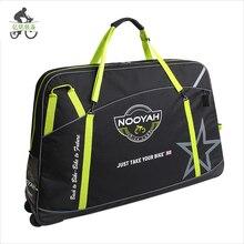 Велосипеды снаряжения Сумка 26-29 дюйм(ов) складной велосипед загрузка сумки мешок хранения утолщение Багги сумка с колесами