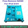 32 Bit NAND Flash Removido Libre Programador de La Máquina Placa Base de Reparación de DISCO DURO de Serie número sn para ipad 2 3 4, para iphone 4s 5 5c. ..