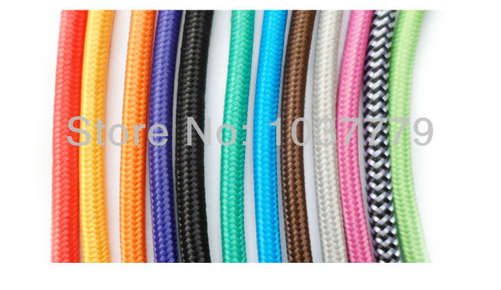 Fabric lighting cord Lamp Cheapest 8meters 2075 Copper Cloth Covered Wire Vintage Edison Light Lamp Cord Grip Twisted Fabric Lighting Electric Cablein Wires Cables From Lights Aliexpress Cheapest 8meters 2075 Copper Cloth Covered Wire Vintage Edison
