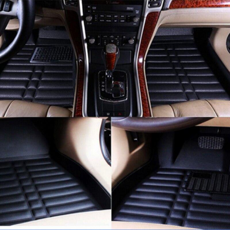 новый 1 комп. черный автомобиль floorliner