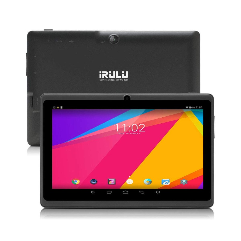 Kids Tablet PC 7 Inch HD Screen 1024x600 Resolution 2800Mah WIFI Surfing MID Android 8.0 OS 1GB 8GB Dual Camera