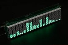 Diy Kits Niveau Led Muziek Spectrum Analyzer Audio Niveau Vu Meter MP3 Pc Versterker Audio Indicator Speed Verstelbare Agc