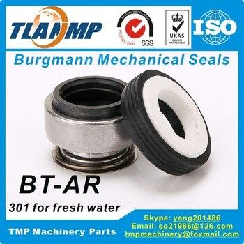 301-30 (BT-AR-30) גומי בלו מכאני חותמות משאבות (חומר: siC/פחמן/Viton) | שווה ערך Burgmann BT-AR חותמות