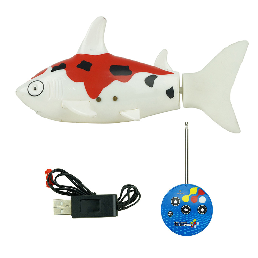 New Radio Remote Control Shark RC Submarine 3 CH Small