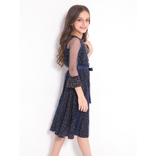 Girls Dress Cute for Teenager 8 10 12 14 years Spring Summer 2019 Two-piece Teenage Clothing Princess Teen