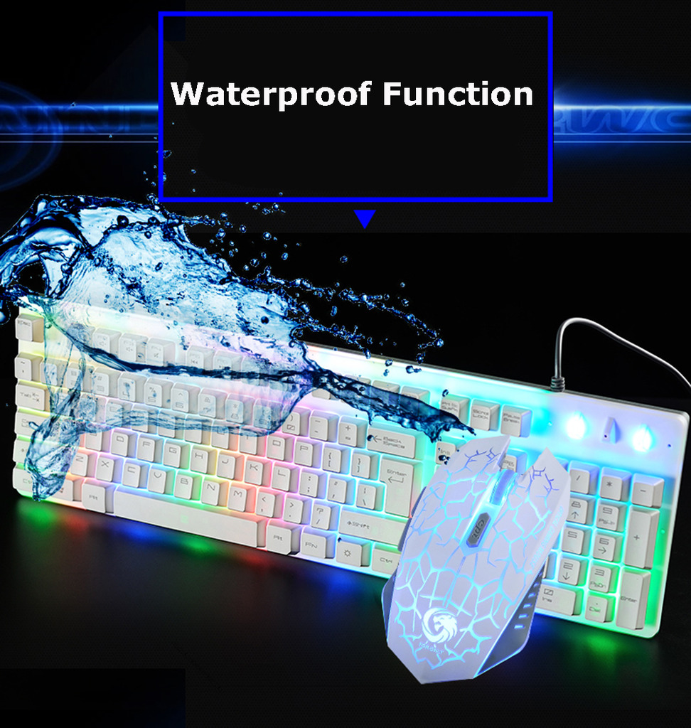 7 Led Color Backlight Gaming Keyboard Usb Wired Mouse Pro Gamer Pad Razer Mantis Normal Edge Mat Photo Computer Mice 33 Zpsnbyskjzj