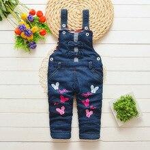 Детские комбинезоны; штаны для малышей; джинсовые комбинезоны; детский осенний комбинезон на подтяжках; детский нагрудник; брюки для маленьких мальчиков и девочек; длинные джинсы