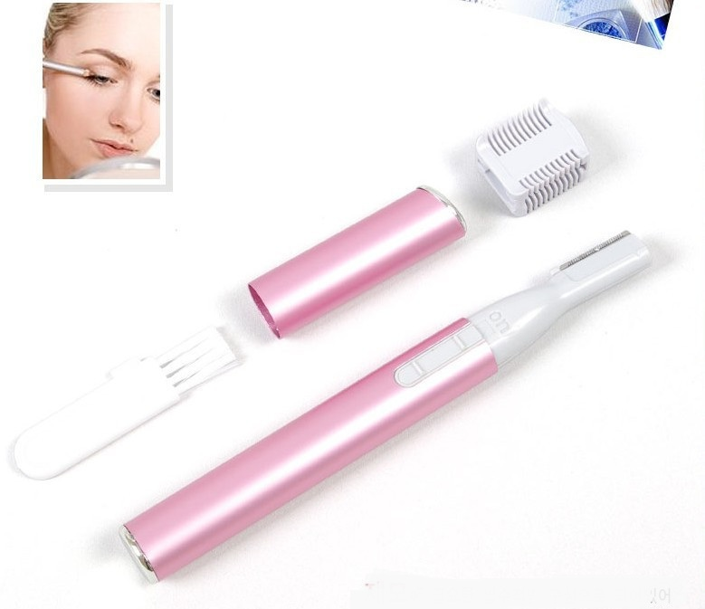 Ear Eyebrow Trimmer For Women Removal Clipper Shaver Personal Electric Face Care Armpit pubic hair Hair Trimer Makeup Tool