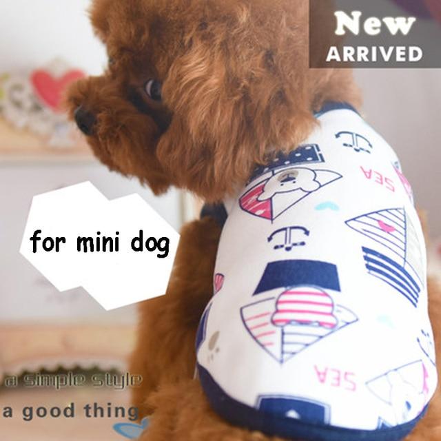 Cute Cartoon Small Mini Dog Teacup Chihuahua Clothes Hoodie Winter